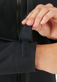 Mammut - Masao  - Soft shell jacket - black - 5