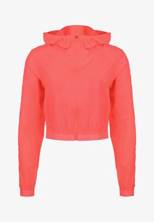 Training jacket - light pink