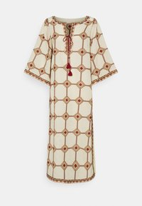 Tory Burch - EMBROIDERED CAFTAN - Długa sukienka - beige - 7
