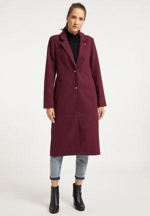 Frakker / klassisk frakker - bordeaux