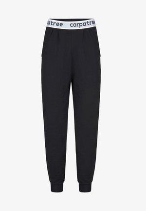 LUCKY JOGGERS - Pantaloni sportivi - black