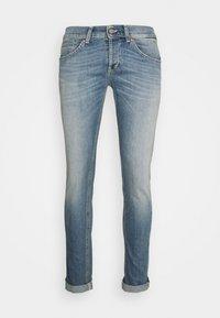 Dondup - GEORGE PANT - Slim fit jeans - blue - 3