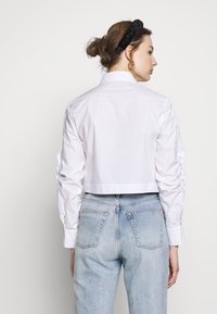 Mossman - NEVER ENOUGH - Button-down blouse - white - 2