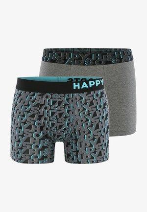 Onderbroeken - happy letters