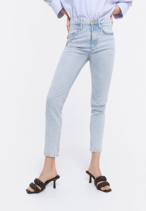 BASIC - Jeans Slim Fit - light blue
