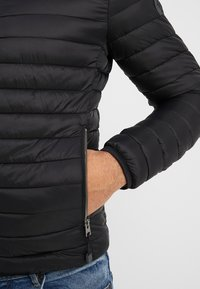 Marc O'Polo - JACKET - Veste mi-saison - black - 5