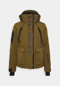 Superdry - ULTIMATE MOUNTAIN RESCUE - Ski jas - dusty olive - 7