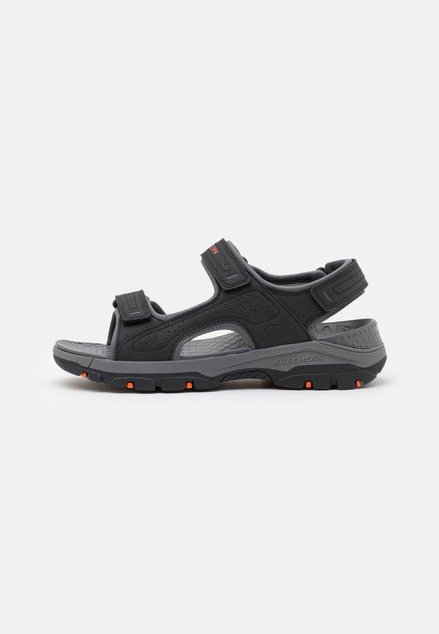 TRESMEN  GARO - Walking sandals - black