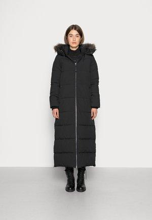 MODERN SORONA XL COAT - Talvitakki - black