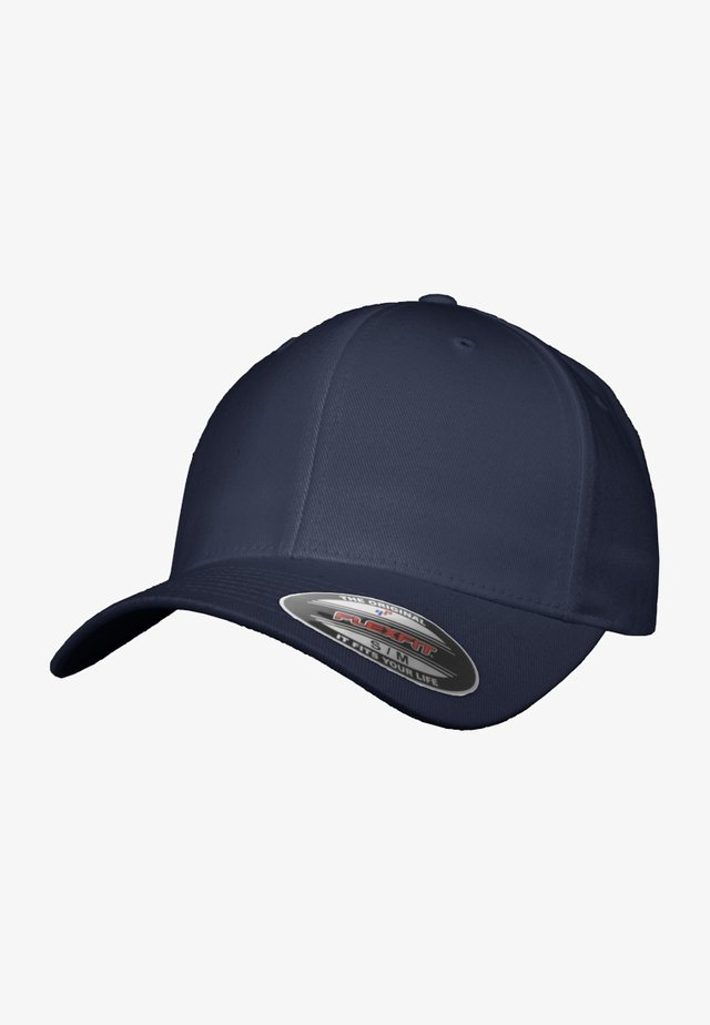 MAGNETIC BUTTON - Caps - navy
