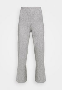 WAL G. - THIERRY LOUNGE TROUSERS - Bukse - grey marl - 3