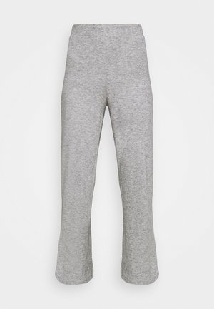 THIERRY LOUNGE TROUSERS - Trousers - grey marl