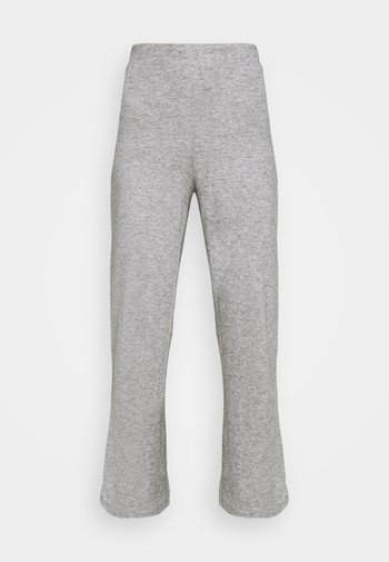 THIERRY LOUNGE TROUSERS - Bukse - grey marl