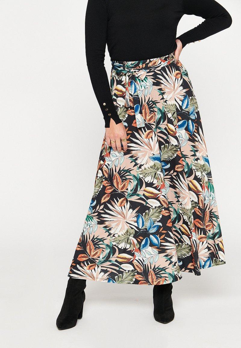 LolaLiza - Maxi skirt - multicolor
