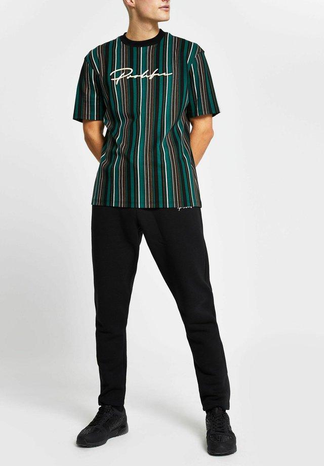 T-shirt print - green