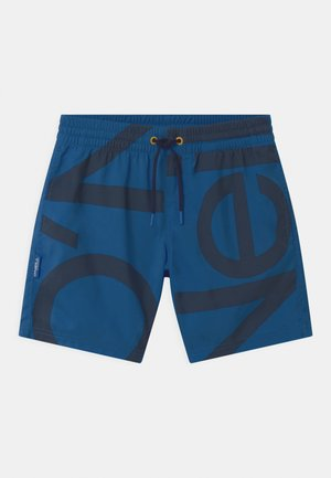 CALI ZOOM  - Swimming shorts - blue