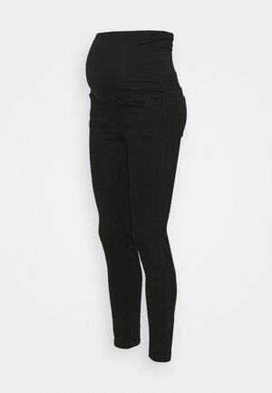 MATERNITY SUPER STRETCH  - Trousers - black