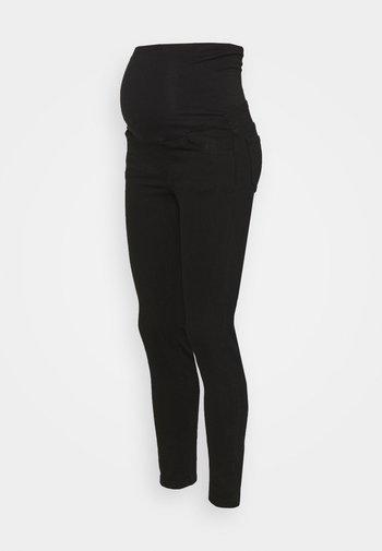 MATERNITY SUPER STRETCH  - Bukse - black