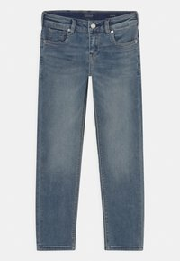 Scotch & Soda - TIGGER - Straight leg jeans - weathered blue light - 0