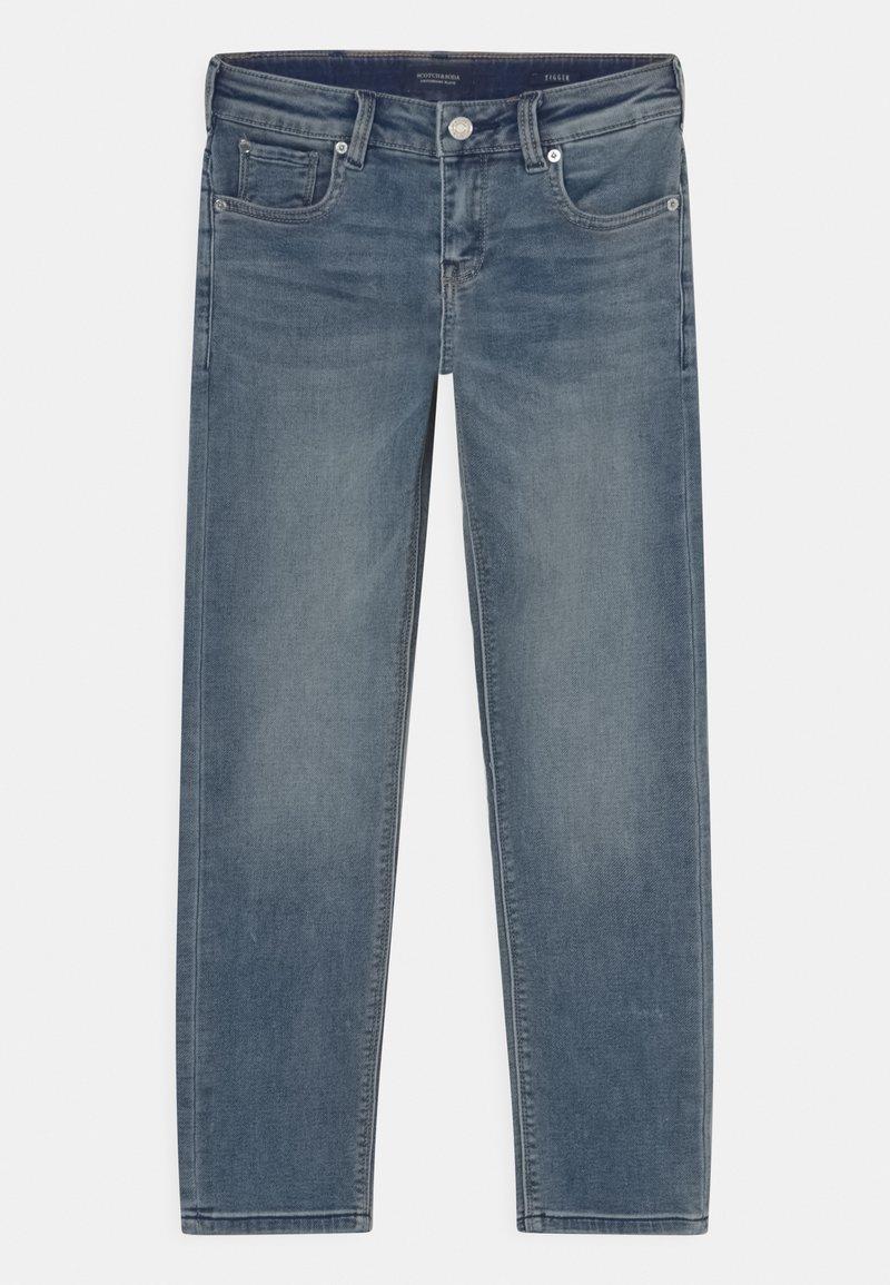 Scotch & Soda - TIGGER - Straight leg jeans - weathered blue light