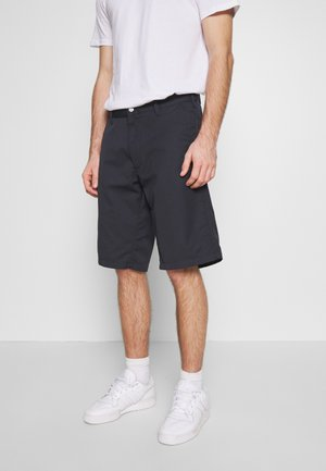 PRESENTER DUNMORE - Shorts - dark navy rinsed