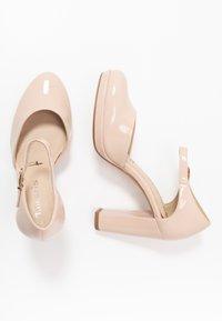 Tamaris - High Heel Pumps - nude - 3