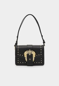 Versace Jeans Couture - COUTURE SHOULDER BAG - Torebka - nero - 1
