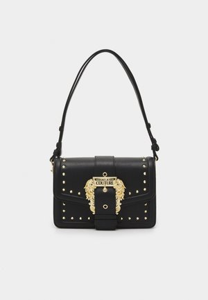 COUTURE SHOULDER BAG - Handtasche - nero