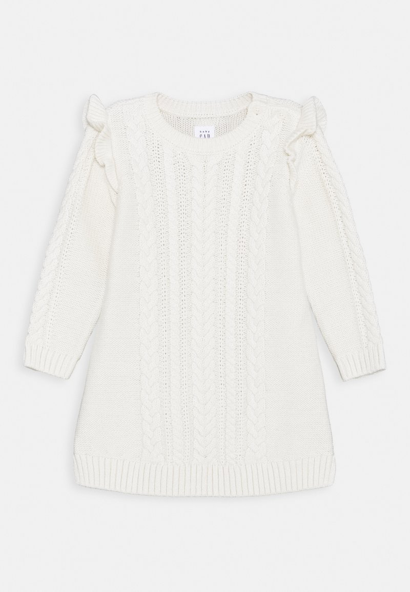 GAP - Jumper dress - ivory frost