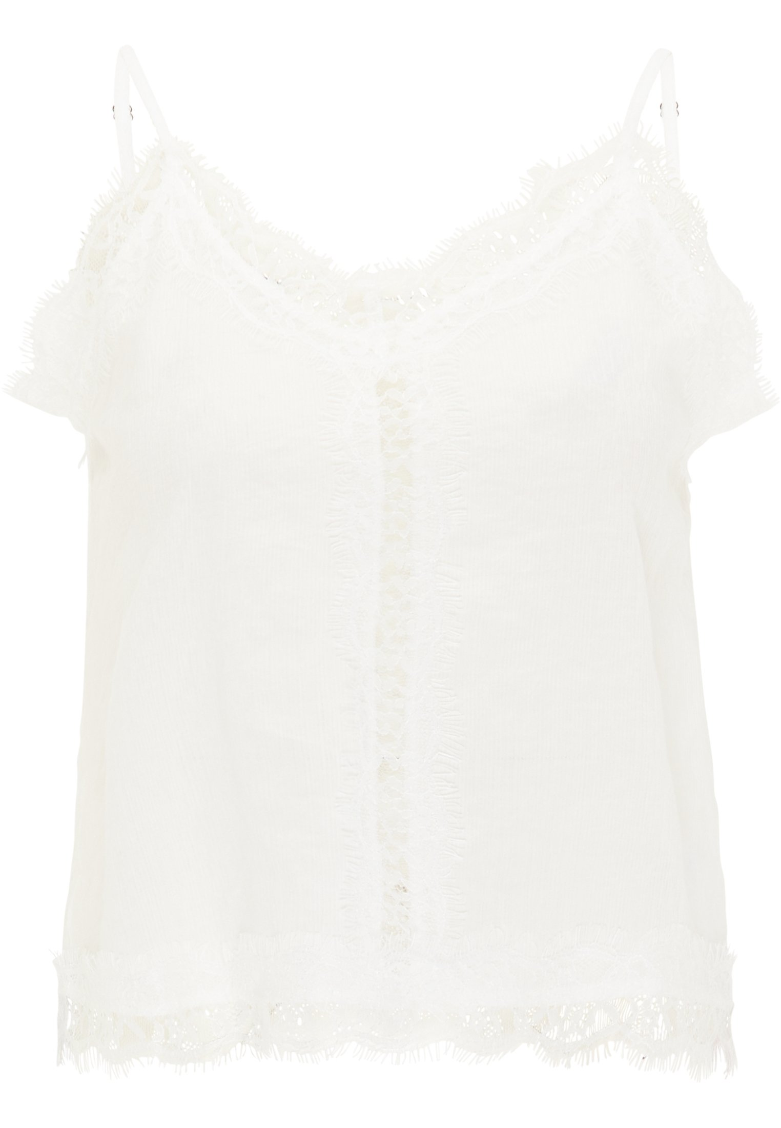 Mymo Blouse - Weiss
