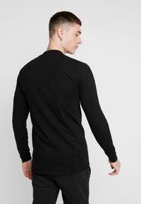 Nominal - HAMBURG GRANDAD - Shirt - black - 2