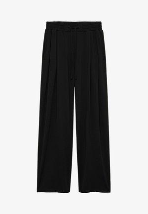 CHINO - Pantalon classique - černá