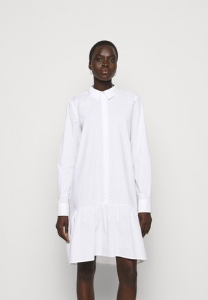 ROSIE ALLIA DRESS - Shirt dress - white