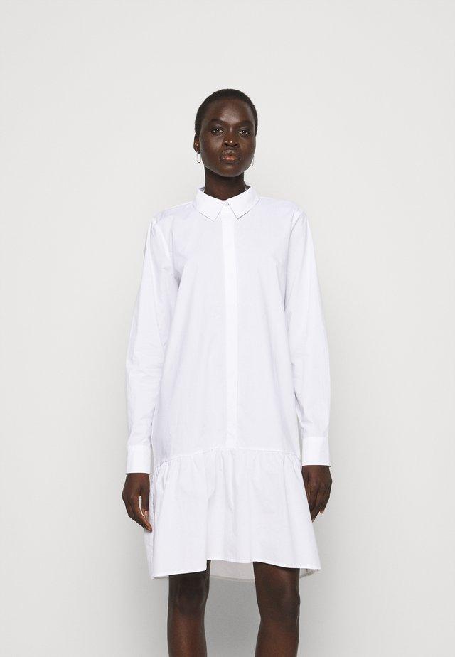 ROSIE ALLIA DRESS - Shirt dress - white