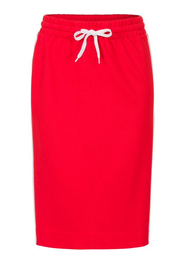 RORTY - Pencil skirt - red