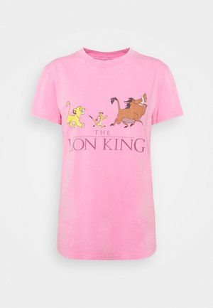 CLASSIC DISNEY - Print T-shirt - pink cherry blossom