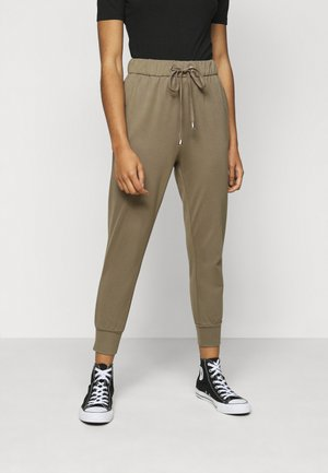 ONLPOPTRASH PANT - Trousers - walnut