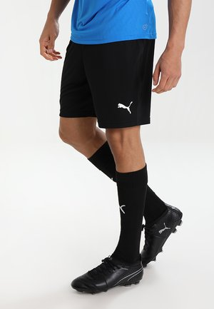 LIGA TRAINING SHORTS CORE - Träningsshorts - black/white