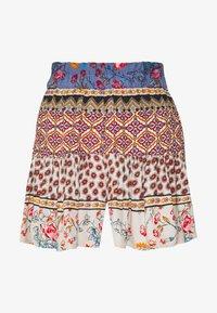 YAS - YASEDINA FEST - Shorts - sandshell - 0