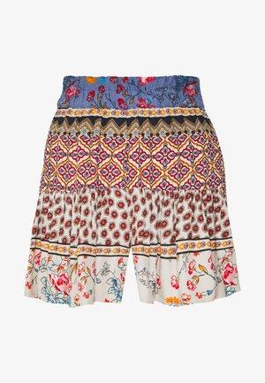 YASEDINA FEST - Shorts - sandshell