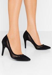 Dune London - BELLEVUE - High heels - black - 0