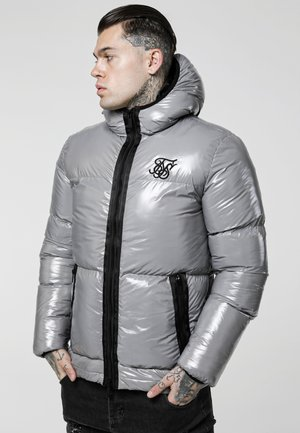DRIVEN JACKET - Chaqueta de invierno - grey