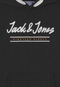 Jack & Jones Junior - JJHERRO HOOD JR - Hoodie - black - 2