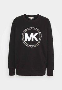 MICHAEL Michael Kors - CHAIN LOGO - Sweatshirt - black/silver - 5