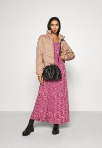Vero Moda - VMLUIZA DRESS - Maxi dress - pink yarrow - 1