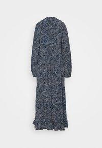 YAS Tall - YASSOFFI LONG DRESS - Kjole - twilight blue - 7