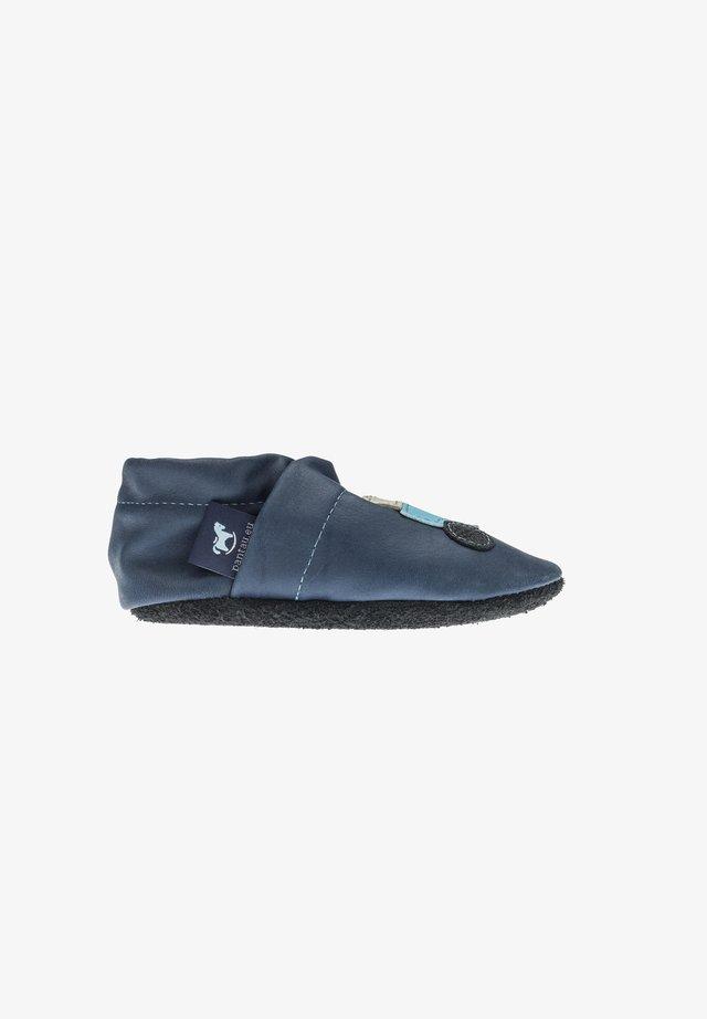 First shoes - blau / hellblau