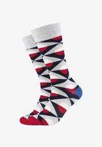 Fun Socks - 2ER-PACK GRAPHIC - Socks - multicolor - 0
