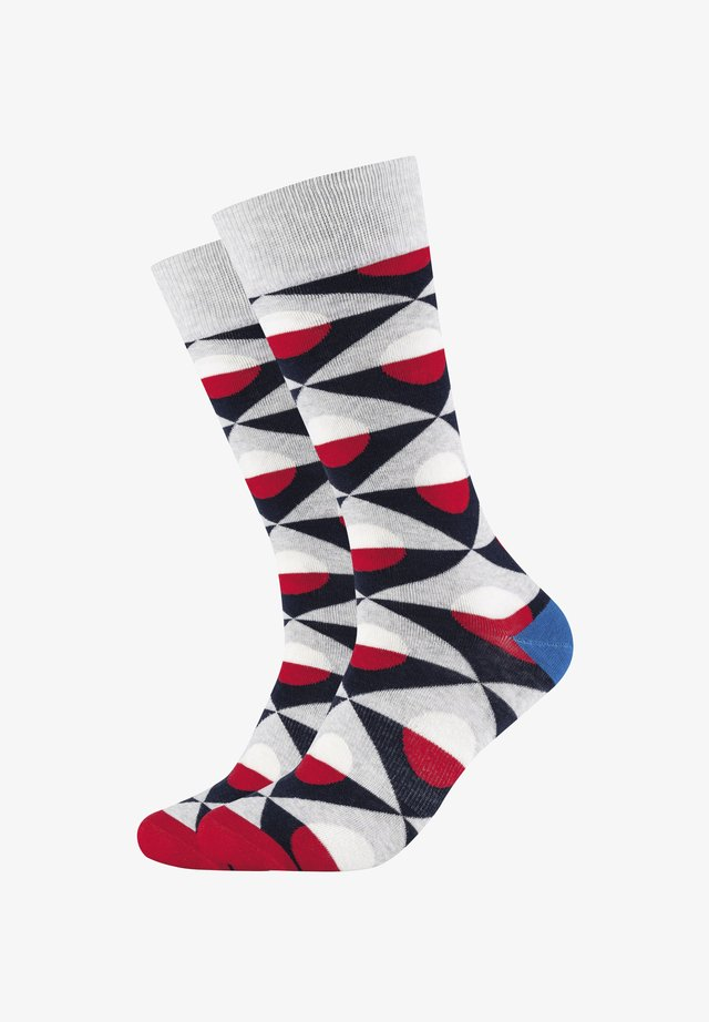 2ER-PACK GRAPHIC - Socks - multicolor