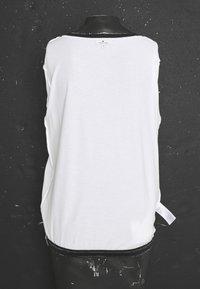 TOM TAILOR - Long sleeved top - whisper white - 2
